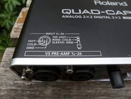 Roland Quad Capture