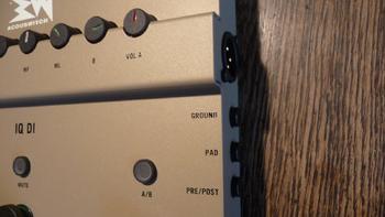 Ruppert Musical Instruments Acouswitch IQ DI
