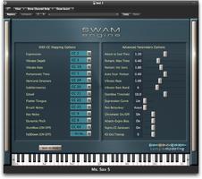 SampleModeling SWAM Ms. Sax S.