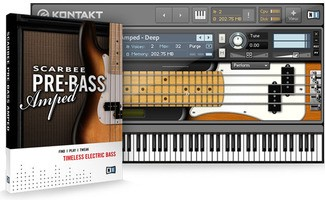 native instruments scarbee pre bass amped 94923