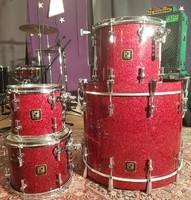 Vends Batterie Sonor Delite Serie D Fusion - 1 600 €