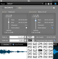 Sony Sound Forge Pro Mac 1.0