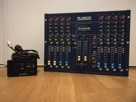 Vends Soundcraft D-MIX 1000 - 350 €