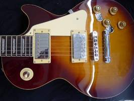 SR Guitars SRLP
