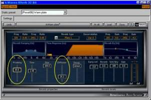 Waves RVerb (Renaissance Reverb)