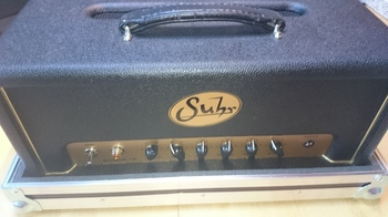 A VENDRE SUHR BADGER 18 + FLIGHT CASE - 1 200 €