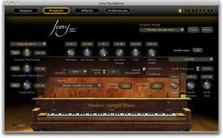Synthogy Ivory II Upright Pianos