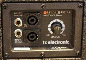 TC Electronic RebelHead 450