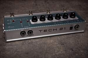 Tech 21 Characters Series VT Bass Deluxe