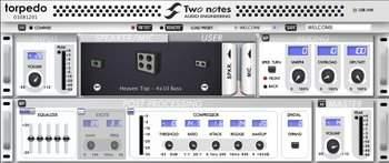 Two Notes Torpedo VB101 Remote