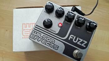 Wilson Effects 5 Knob Fuzz (44714)