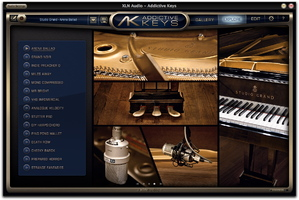 XLN Audio Addictive Keys