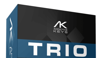 XLN Audio Addictive Keys Trio Bundle (67976)