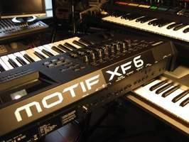 Yamaha Motif XF