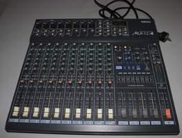 Achat occasion yamaha mx 12 4 france audiofanzine for Table de mixage yamaha 6 pistes