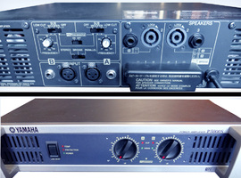 ampli sono yamaha p5000