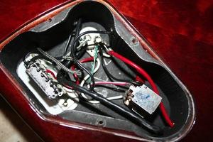 Yamaha Pacifica PAC611HFM
