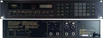 Yamaha REV 7 - Digital Reverb VINTAGE 1985 - 225 €