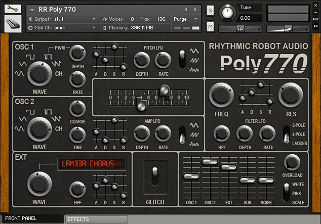 Rhythmic Robot Poly770 : cd7095fb 0630 4a91 8de6 e4cfb80baca4