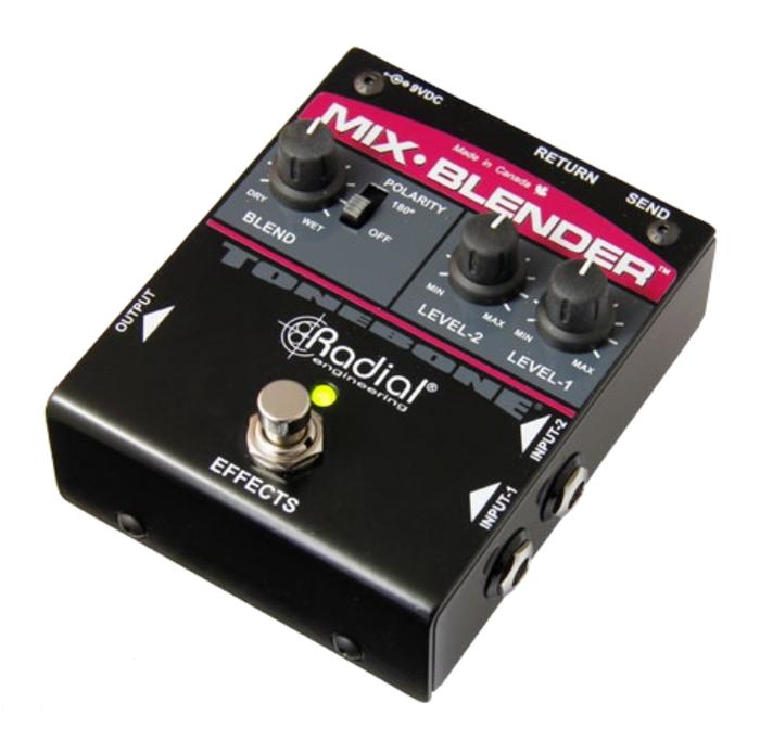 Radial Engineering Mix-Blender : mix blender.PNG