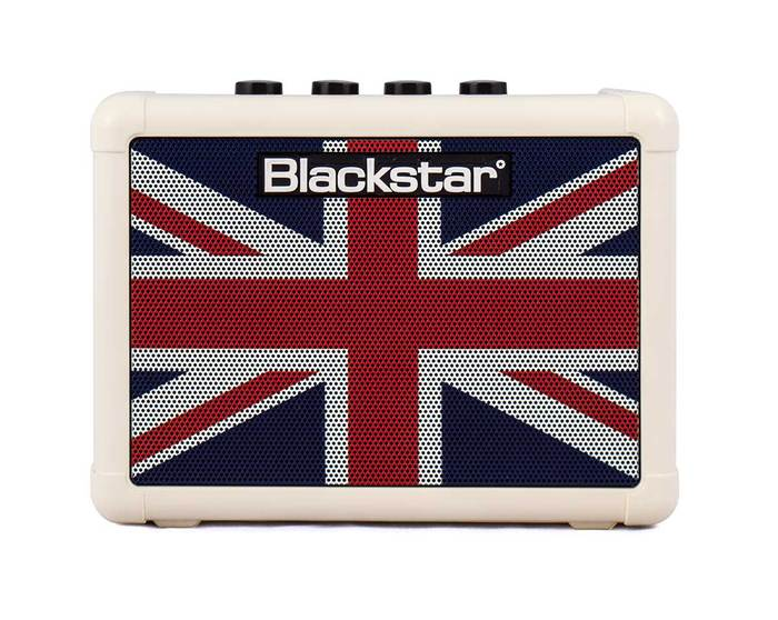 Blackstar Amplification Fly 3 : fly 3 union flag front view large