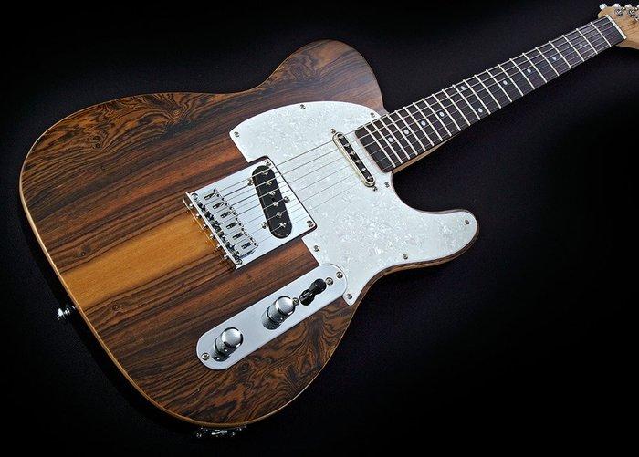 Michael Kelly Guitars CC50 Fralin : glam cc50fra 1