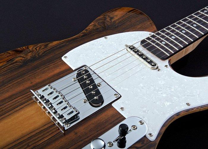 Michael Kelly Guitars CC50 Fralin : glam cc50fra 2