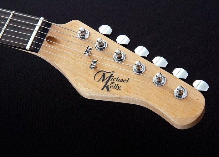 Michael Kelly Guitars CC50 Fralin : glam cc50fra 3