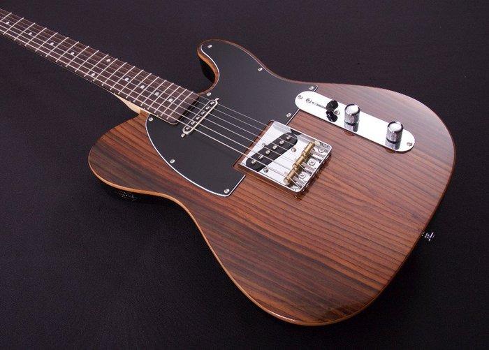 Michael Kelly Guitars CC50 Fralin : glam cc50frarw 1