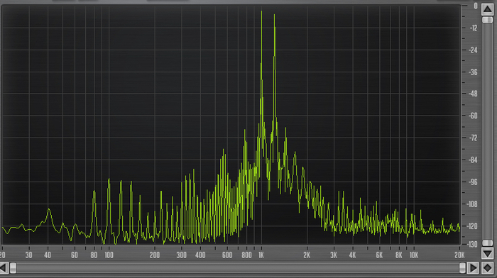 Allen & Heath Qu-16 : 09 6dBs comp IMD at 0,3mS rel 100ms hard R inf peak detector
