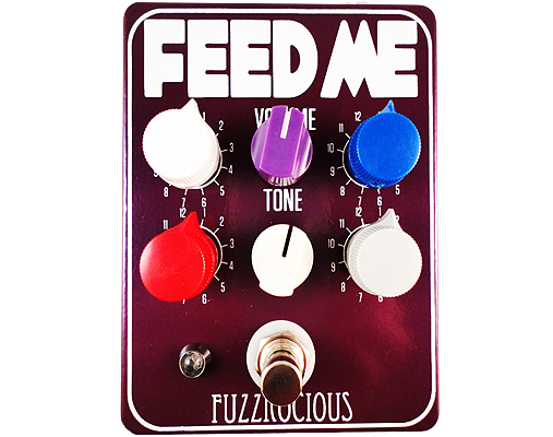 Fuzzrocious Feed Me : feedme site