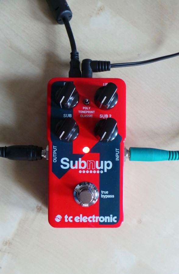 TC Electronic Sub'n'up