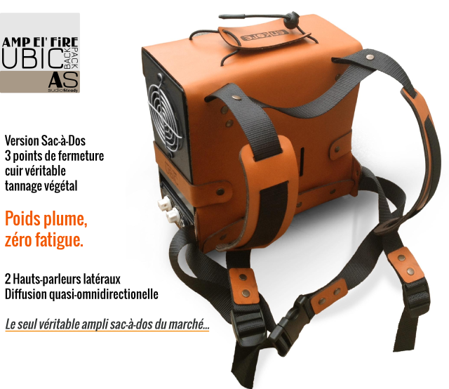 Enkore Amp El'Fire Ubic Back Pack : c5f1bb9249c54907d1f722f8851f92