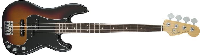 Fender American Standard PJ Bass : 1