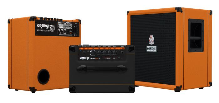 Orange Crush Bass Series2
