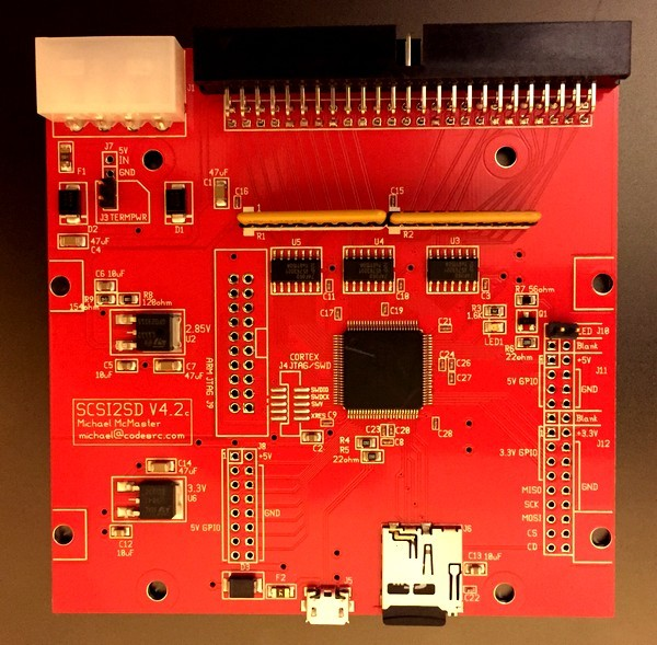 SCSI2SD V4.2 LR