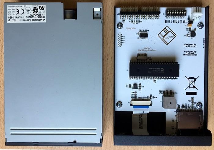 01 Floppy & Emulator