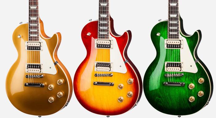 Gibson Les Paul Classic 2017 T : Classics
