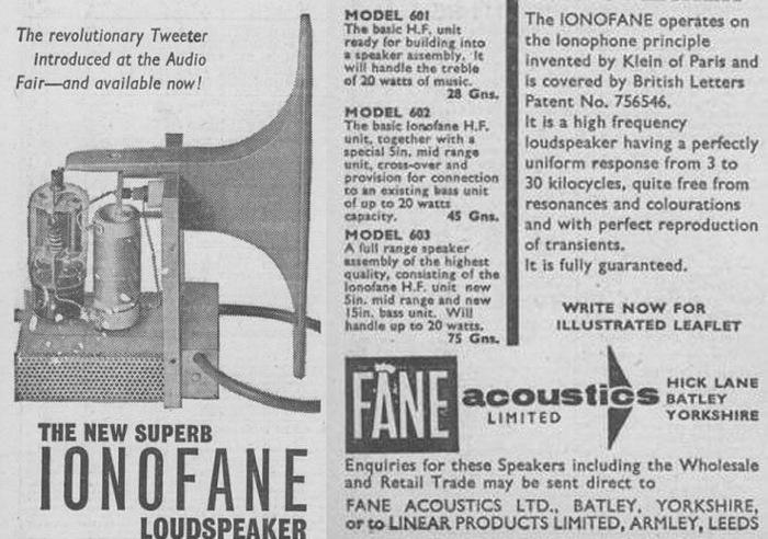 Publicité ionofane