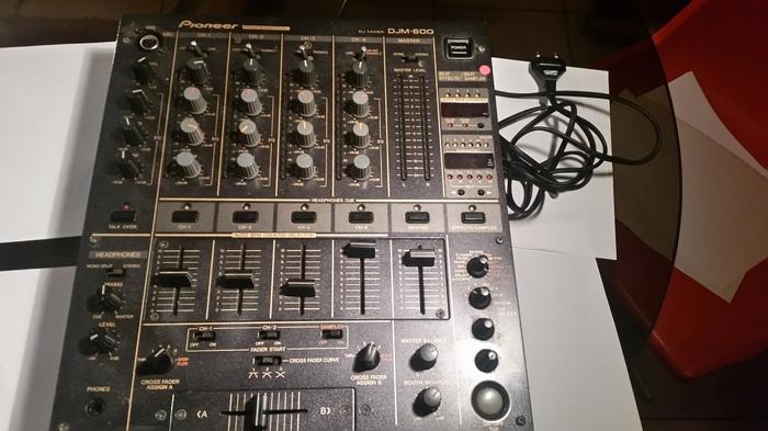 Pioneer DJM-5000 vynils images