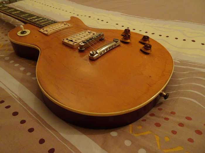 Gibson Les Paul Traditional tintin60 images