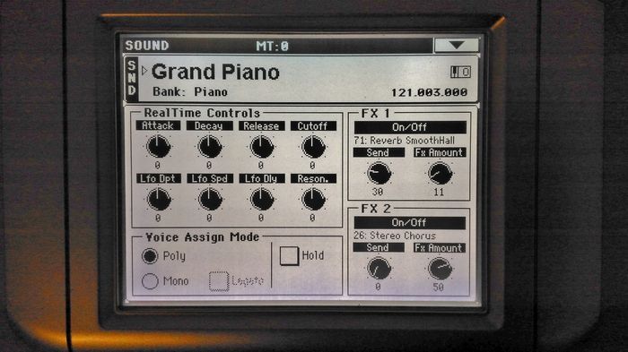 Korg Ps-3100 gui1278 images