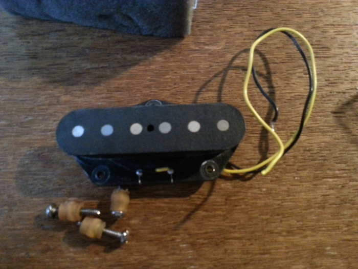 Fender American Telecaster [2000-2007] fortiner images
