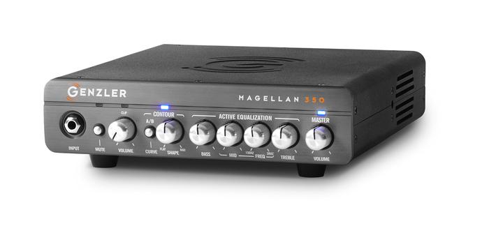 Genzler Amplifications Magellan 350 : Magellan350