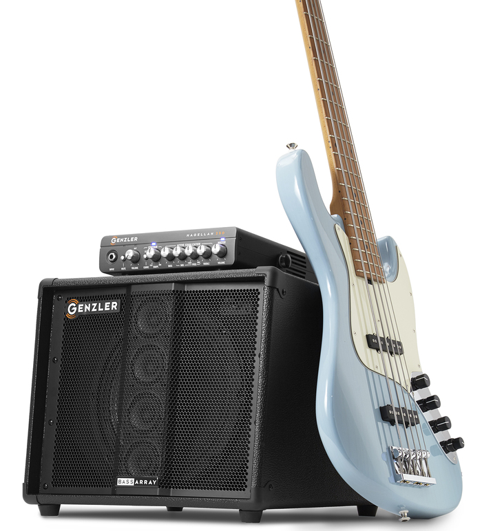 Genzler Amplifications Magellan 350 Combo : MG350 Combo w Bass