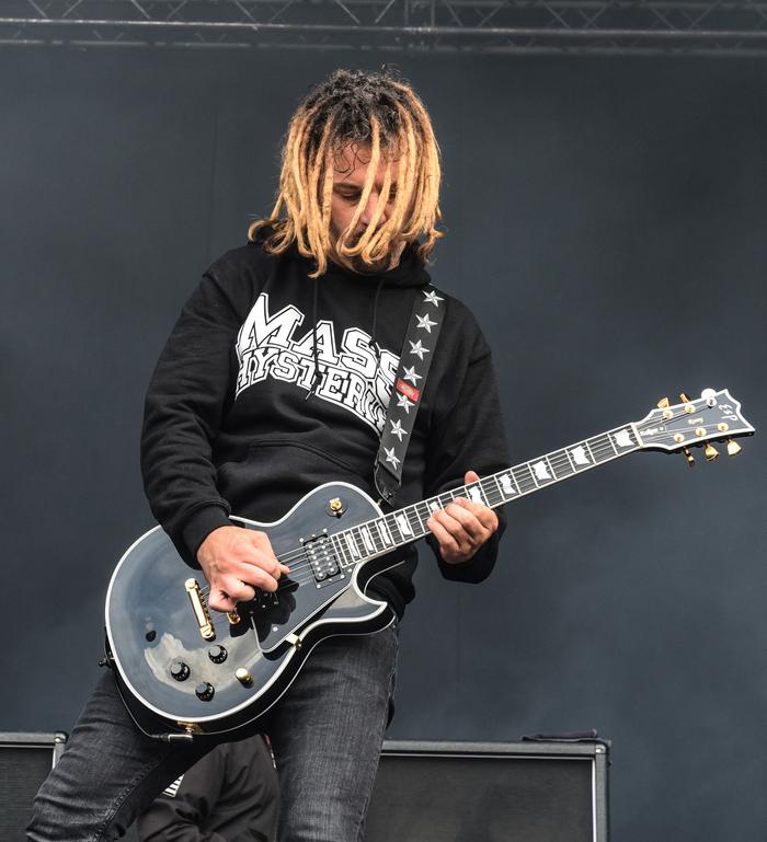 Guitares : fredlive1