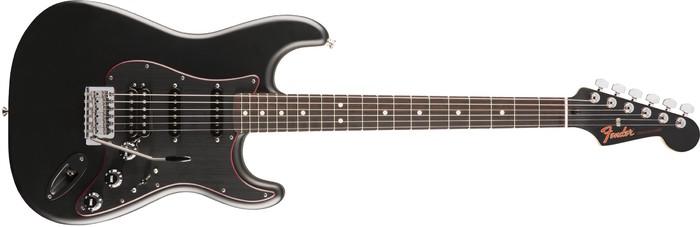 Fender Special Edition Stratocaster Noir HSS : Fender Fender Special Edition Stratocaster Noir HSS (81046)