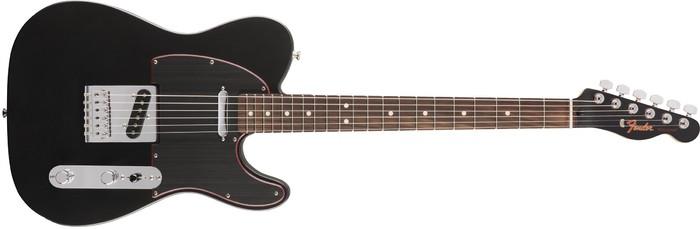 Fender Special Edition Telecaster Noir : Fender Special Edition Telecaster Noir (31143)