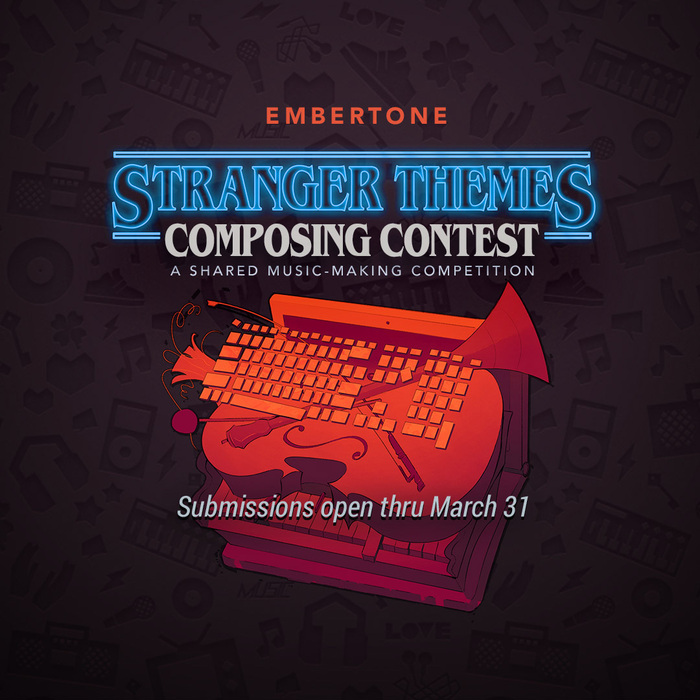 Stranger Theme Contest