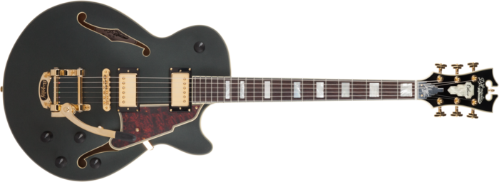 D'angelico Deluxe Bob Weir SS : D'angelico Deluxe Bob Weir SS (84241)